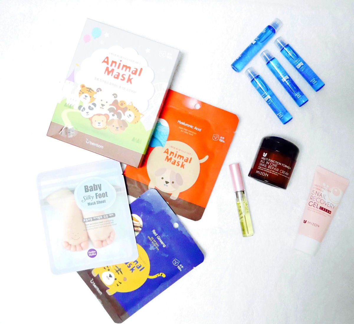 Mini-Haul K-Beauty  | Beautynetkorea